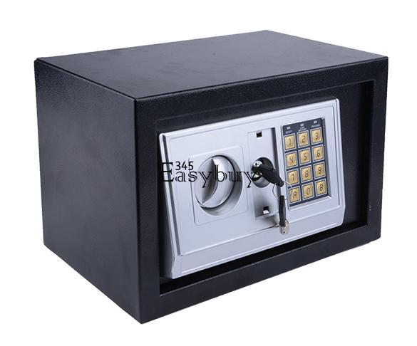 new keyless medium sentry safe big bolts 12 x 8 x 8 lock box jewelry ebay. Black Bedroom Furniture Sets. Home Design Ideas