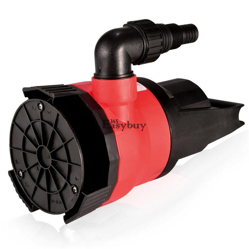 Red 1 2 hp 2000gph submersible dirty clean water pump pond for Pond drain pump