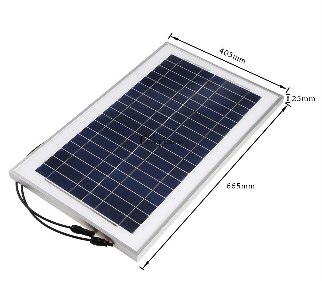 30watt 30w 12v 12volt black white bendable solar panel. Black Bedroom Furniture Sets. Home Design Ideas