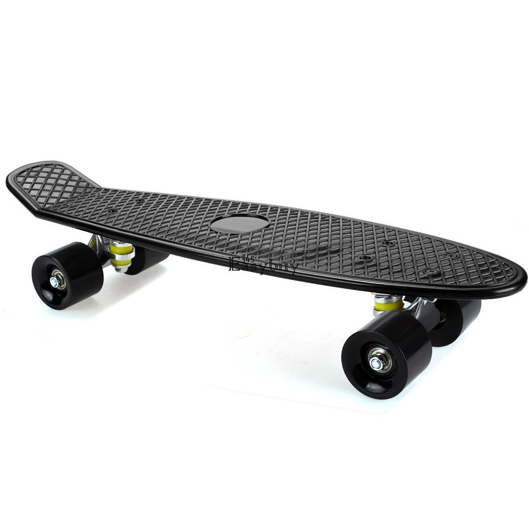 22 mini skateboard cruiser style complete deck truck. Black Bedroom Furniture Sets. Home Design Ideas