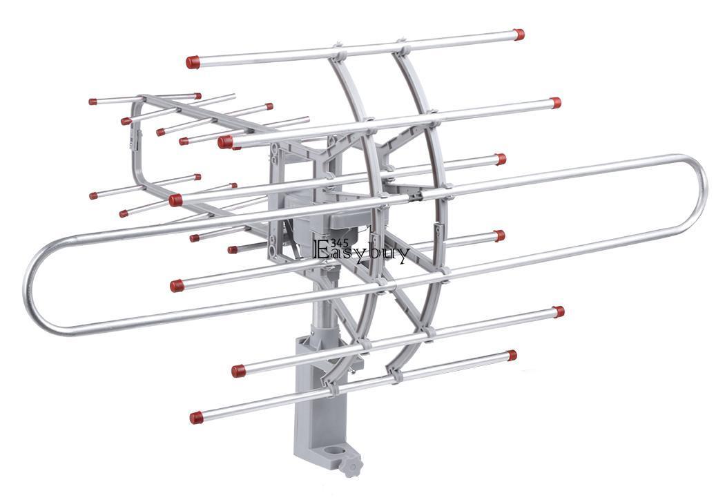 hdtv antenna template - hdtv outdoor amplified antenna hdtv rotor remote 360 uhf